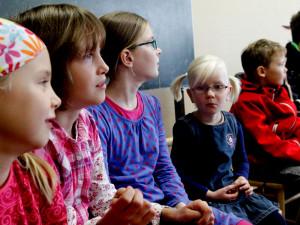 Kinder stark für die Zukunft machen - das ist das Ziel eines Seminars. © Martens