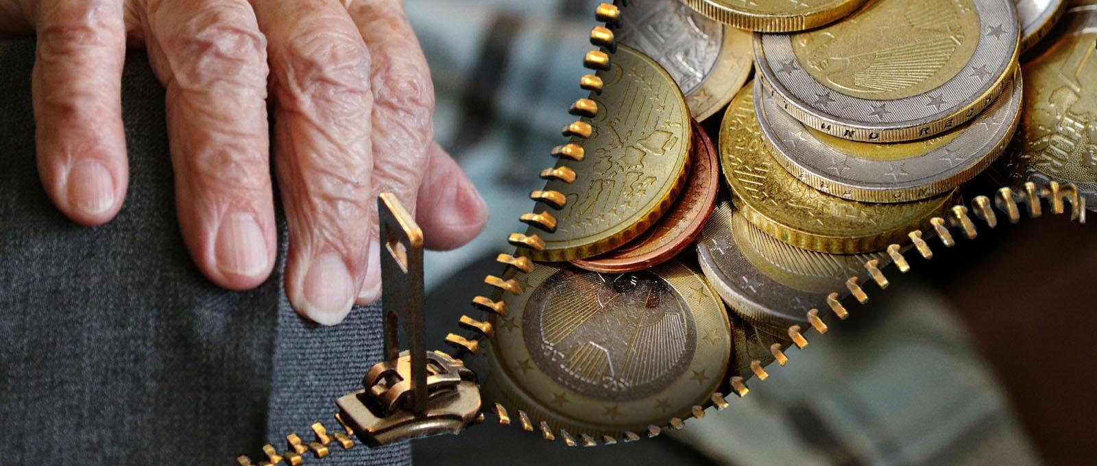 Ältere Menschen stehen häufig im Fokus von Betrügern. © pixabay.com