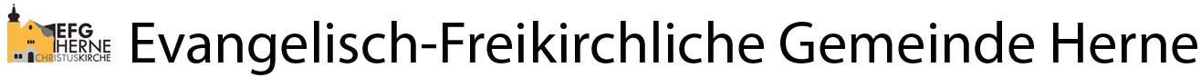 Ev.-Freikirchliche Gemeinde Herne